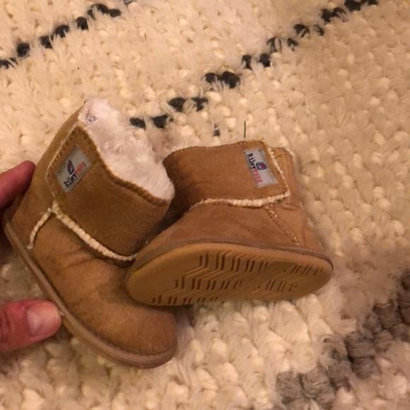 2f5ce0880de Baby look alike ugg boots
